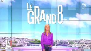 Laurence Ferrari dans le Grand 8 - 22/10/15 - 01