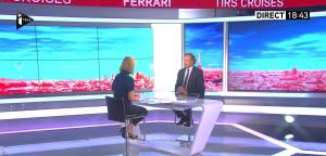 Laurence Ferrari dans Tirs Croisés - 20/06/16 - 03