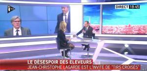 Laurence Ferrari dans Tirs Croisés - 21/01/16 - 03