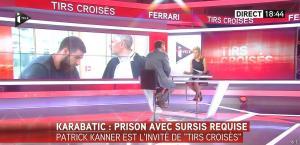 Laurence Ferrari dans Tirs Croisés - 22/06/15 - 01