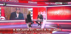 Laurence Ferrari dans Tirs Croises - 22/10/15 - 03