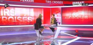 Laurence Ferrari dans Tirs Croises - 23/09/15 - 02