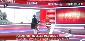 Laurence Ferrari dans Tirs Croisés - 24/08/15 - 03