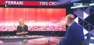 Laurence Ferrari dans Tirs Croises - 25/11/15 - 02