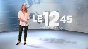 Laurie Desorgher dans le 12-45 - 11/08/16 - 01