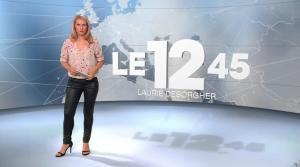 Laurie Desorgher dans le 12 45 - 19/08/16 - 01
