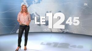 Laurie Desorgher dans le 12 45 - 19/08/16 - 02