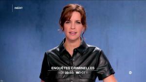 Nathalie Renoux dans une Bande-Annonce pour Enquêtes Criminelles - 13/09/16 - 01