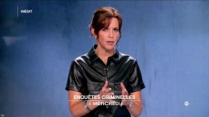Nathalie Renoux dans une Bande-Annonce pour Enquêtes Criminelles - 13/09/16 - 02