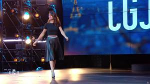 Ornella Fleury dans le Grand Journal de Canal Plus - 07/09/16 - 01