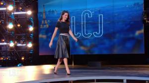 Ornella Fleury dans le Grand Journal de Canal Plus - 07/09/16 - 02