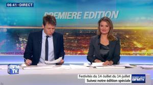 Pascale De La Tour Du Pin dans Premiere Edition - 14/07/16 - 08