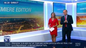 Pascale De La Tour Du Pin dans Premiere Edition - 30/08/16 - 04