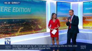 Pascale De La Tour Du Pin dans Premiere Edition - 30/08/16 - 05
