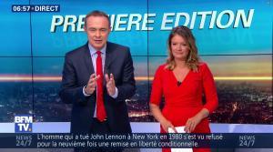 Pascale De La Tour Du Pin dans Premiere Edition - 30/08/16 - 09