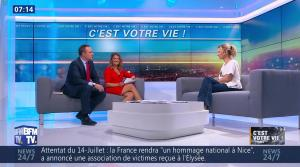 Pascale De La Tour Du Pin dans Premiere Edition - 30/08/16 - 11