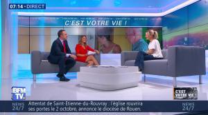 Pascale De La Tour Du Pin dans Premiere Edition - 30/08/16 - 12