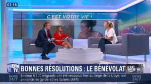 Pascale De La Tour Du Pin dans Premiere Edition - 30/08/16 - 13