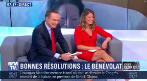 Pascale De La Tour Du Pin dans Première Edition - 30/08/16 - 14