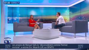 Pascale De La Tour Du Pin dans Premiere Edition - 30/08/16 - 18