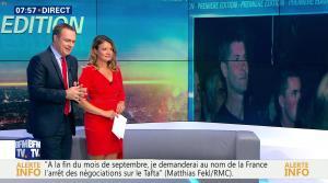 Pascale De La Tour Du Pin dans Premiere Edition - 30/08/16 - 23