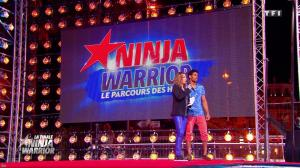 Sandrine Quétier dans Ninja Warrior - 12/08/16 - 03