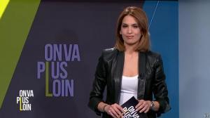 Sonia Mabrouk dans On Va Plus Loin - 10/03/16 - 01