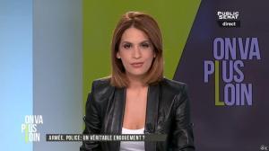 Sonia Mabrouk dans On Va Plus Loin - 10/03/16 - 02