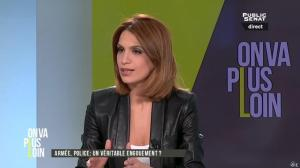Sonia Mabrouk dans On Va Plus Loin - 10/03/16 - 03