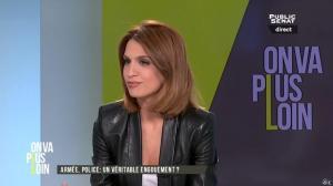 Sonia Mabrouk dans On Va Plus Loin - 10/03/16 - 04