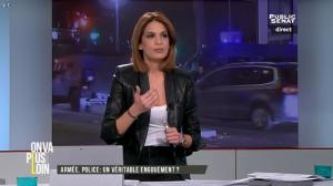 Sonia Mabrouk dans On Va Plus Loin - 10/03/16 - 05