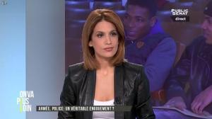 Sonia Mabrouk dans On Va Plus Loin - 10/03/16 - 06
