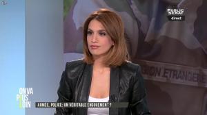 Sonia Mabrouk dans On Va Plus Loin - 10/03/16 - 08