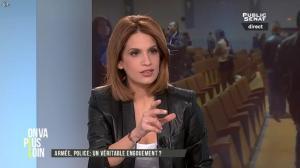 Sonia Mabrouk dans On Va Plus Loin - 10/03/16 - 09