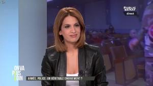 Sonia Mabrouk dans On Va Plus Loin - 10/03/16 - 10