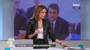 Sonia Mabrouk dans On Va Plus Loin - 10/03/16 - 11