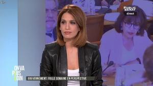 Sonia Mabrouk dans On Va Plus Loin - 10/03/16 - 12
