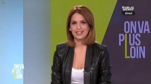 Sonia Mabrouk dans On Va Plus Loin - 10/03/16 - 13