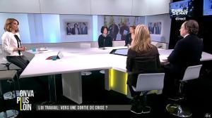 Sonia Mabrouk dans On Va Plus Loin - 14/03/16 - 01