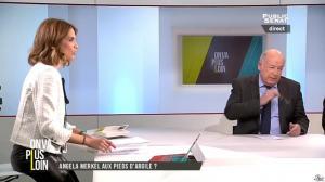 Sonia Mabrouk dans On Va Plus Loin - 14/03/16 - 07