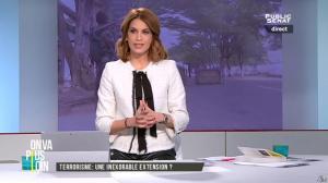 Sonia Mabrouk dans On Va Plus Loin - 14/03/16 - 09