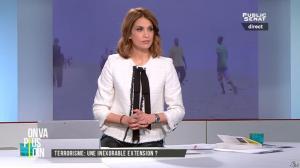 Sonia Mabrouk dans On Va Plus Loin - 14/03/16 - 11