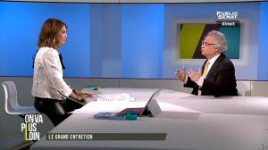 Sonia Mabrouk dans On Va Plus Loin - 14/03/16 - 17