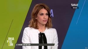 Sonia Mabrouk dans On Va Plus Loin - 14/03/16 - 18
