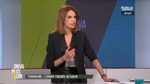 Sonia Mabrouk dans On Va Plus Loin - 22/03/16 - 02