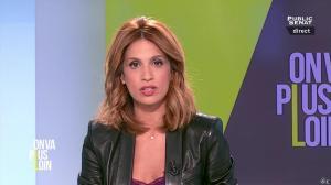 Sonia Mabrouk dans On Va Plus Loin - 24/05/16 - 01