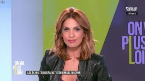 Sonia Mabrouk dans On Va Plus Loin - 24/05/16 - 11