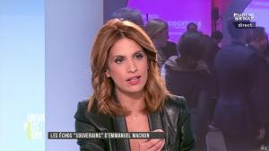 Sonia Mabrouk dans On Va Plus Loin - 24/05/16 - 13