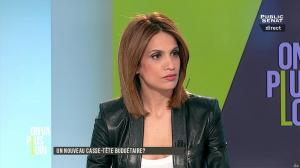 Sonia Mabrouk dans On Va Plus Loin - 25/04/16 - 09