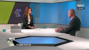 Sonia Mabrouk dans On Va Plus Loin - 25/04/16 - 12